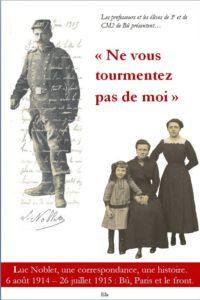Luc Noblet, poilu