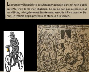 Almanach Le Messager de la Beauce et du Perche